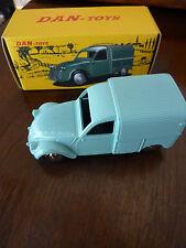 "CIJ / Dan Toys - Citroën 2 CV Fourgonnette ""Espagnole"""