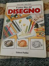 Il primo libro del disegno Foster Peppin 1987 Edizioni Paoline arte belle arti