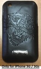 Ed Hardy Tiger Limited Edition Phone Case Protector for iPhone 3G/3GS