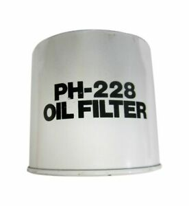 Warner PH-228 Oil Filter AC PF13 Fram PH16 Lee LF17HP Puro Per17 Wix 51307 New!