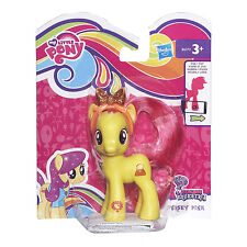 My Little Pony Explore Equestria PURSEY PINK Figure with Headband (B6373)