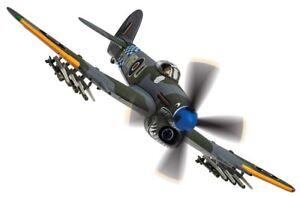 Corgi AA Hawker Typhoon Sharkmouth No.245 Squadron June-August 1945 1:72 AA36513