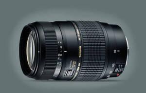 Tamron AF 70-300mm f/4-5.6 Di LD Macro Autofocus Lens for Canon