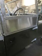 Land rover series 1 door top panels X 2
