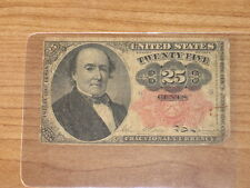 1874 $0.25 Fractional Note