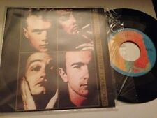 "U2 - SPANISH 7"" SINGLE SPAIN UNFORGETABLE FIRE"