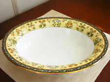Wedgwood India Oval Vegetable / Serving Bowl - New!