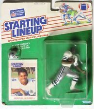 ESAR1242. Starting Lineup Dallas Cowboys HERSCHEL WALKER Figure by Kenner (1988)