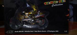 Minichamps Valentino Rossi Honda NSR500 GP Donington 2000