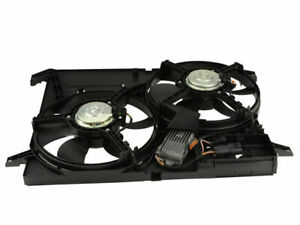 Genuine Auxiliary Fan Assembly fits Land Rover Freelander 2002-2005 43NJCH