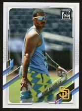 2021 Topps Manny Machado SP #192 San Diego Padres