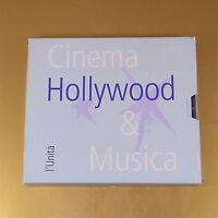 CINEMA HOLLYWOOD & MUSICA - L'UNITA' - OTTIMO CD [AH-180]