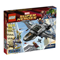 LEGO Super Heroes 6869 Avengers Quinjet Aerial Battle | Brand New Sealed
