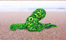 new creative plush octopus toy green octopus doll about 36cm