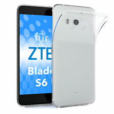 Ultra Slim Cover pour ZTE Blade s6 case en TPU Silicone Housse