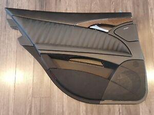 03-09 Mercedes E-Class W211 Rear Door Interior Panel Left Driver Side