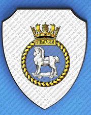 HMS STRATAGEM WALL SHIELD