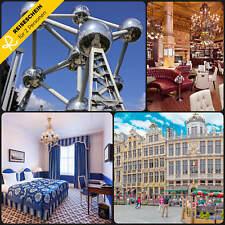 4 Tage 2P Brüssel Belgien 5★ Hotel Zentrum Kurzurlaub Hotelgutschein Reiseschein