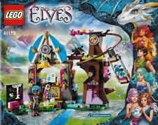 Lego elves 41173 L'école des dragons Elvendale school of dragons