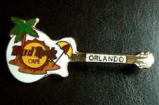 HRC hard rock cafe Orlando Florida les paul + Beach Scene Guitar