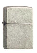 Zippo Lighter ⁕ Antique Silver Plate ⁕ 1029121 ⁕ Neu New OVP ⁕ A1323