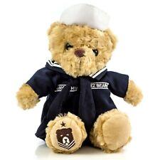 US Navy Teddy Bear Military Plush Toys Plush Kids Sailor Sleeptight