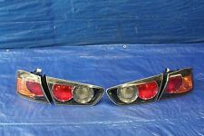 2009 MITSUBISHI LANCER RALLIART OEM INNER/OUTER TAILLIGHTS ASSY SST EVOX #436
