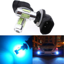 2pcs Ice Blue H27W/2 881 886 LED COB Fog Light Running Bulb For Hyundai Veloster