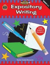 Expository Writing Grades 3-5 Meeting Writing Standards *Please Read Description