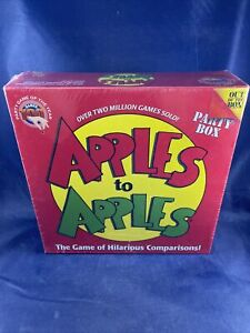 Apples to Apples Game Party Box Factory Sealed 2006 Edition NOS