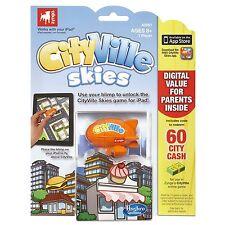 Zynga Hasbro Cityville Skies iPad Game Blimp A2051 - NIP