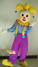 Christmas Cosplay Parade Dress Party Clown Mascot Costume Perform Cartoon Outfit