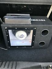 subwoofer 1200w. Amp Sony Xplod 500w All Wires Included