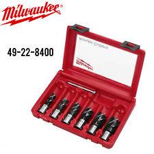 Milwaukee 49-22-8400 6pc Annular Cutter Kit