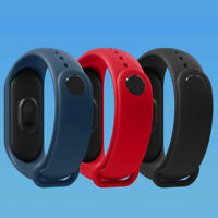 Replacement Wristband Watch Strap for the Xiaomi Mi Band 3 Silicone Bracelet Eag