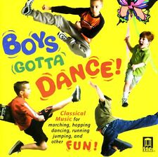 Keith Brion - Boys Gotta Dance!