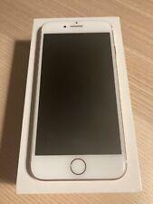 Apple iPhone 7 128 GB blanco/oro OVP sin bloqueo SIM