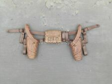1/6 Scale Toy Assassins Creed 3 - Connor - Brown Dual Pistol Holster