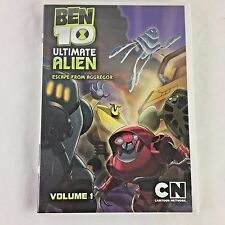 Ben 10 Ultimate Alien Volume 1 Escape from Aggregor DVD Cartoon Network
