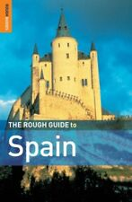 The Rough Guide to Spain (Rough Guide Travel Guides),Mark Ellingham, John Fishe