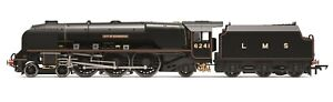 Hornby 3681 LMS Princess Coronation Cls 'City of Edinburgh OO HO Scale - DCC Rdy