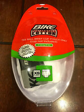 New! Bike Performance Cotton Tee Ball Brief Cup Pouch Only Youth Xs