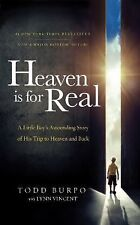 Heaven is For Real  (Movie Edition Book)    Retail$16.99