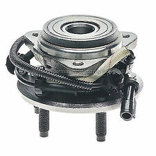 Wheel Bearing and Hub Assembly Front WH515013 4x4 4W ABS No Pulse Lock