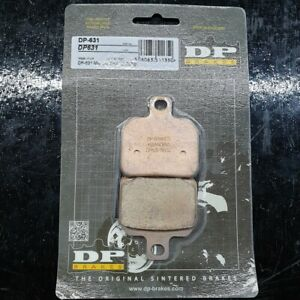 DP Brake Pads fits for Honda CBR1000RR, RC213V-S, Kawasaki H2, H2R, Z-H2