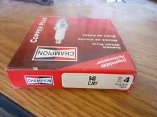 NOS Champion Spark Plugs Box of 4 CJ8Y