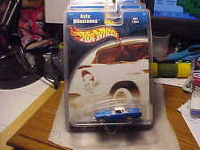 Hot Wheels Auto Milestones 1957 T-Bird with Rear Riders