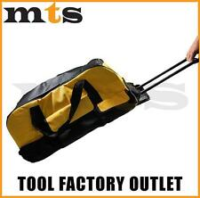 "26"" HEAVY DUTY WHEELED ROLLING TOOL BAG SUIT BUYERS OF DEWALT CORDLESS 18V TOOLS"