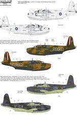 Xtra Decals 1/72 SHORT SUNDERLAND Mk.I British Flying Boat