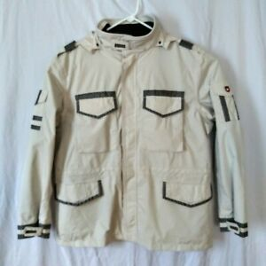 Wellensteyn Soho Summer PolyAirLite Hellsand Jacket Mens Size XL